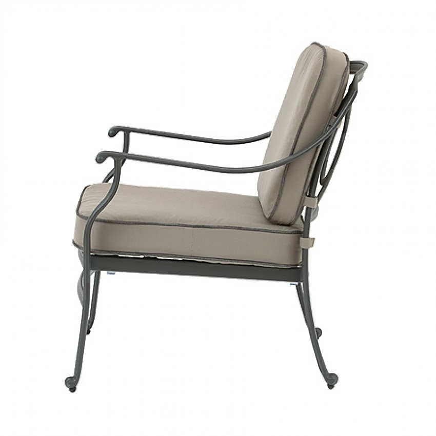 soleils lounge chair - Garden Furniture Cushions Uk