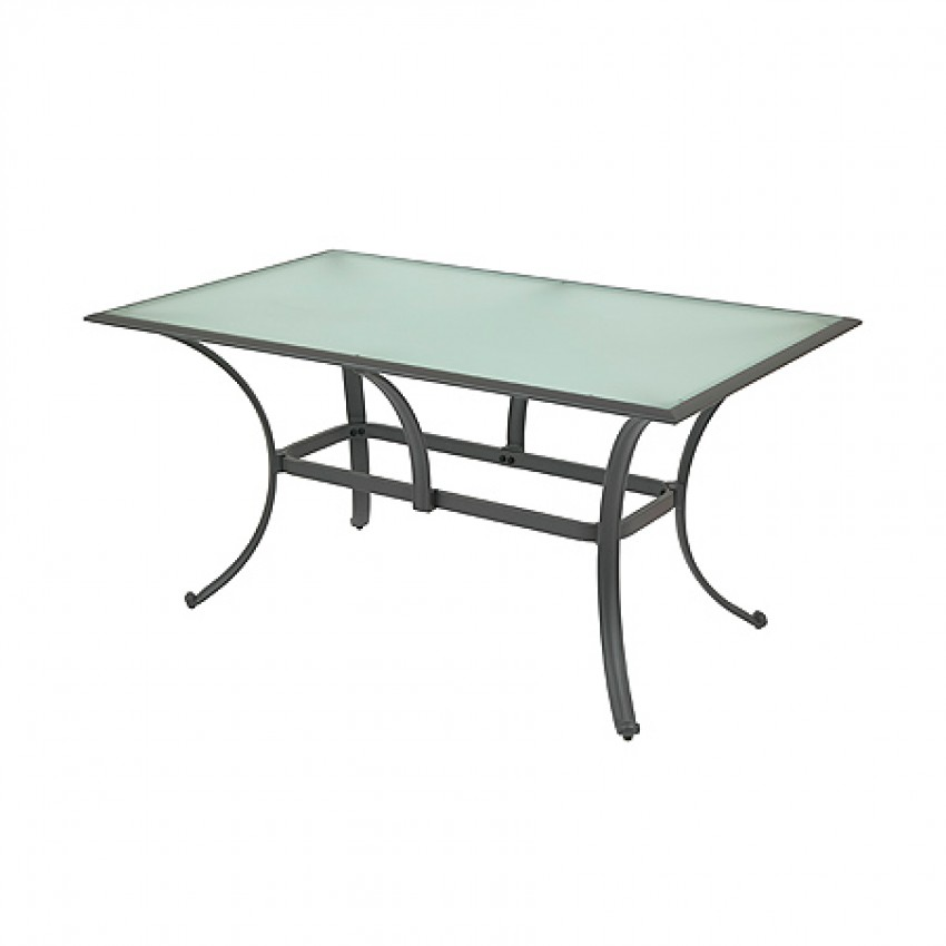 Soleils Dining Table Available From Verdon Grey The Luxury Outdoor